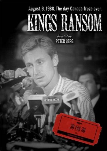 Kings Ransom ESPN 30 for 30 Poster