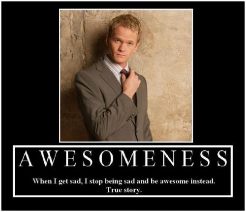 barney stinson personality Home 5 lessons of awesomeness to learn from barney stinson  5 lessons of awesomeness to learn from barney  is made by the overall personality that a.