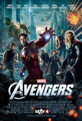 Marvel's The Avengers 2012
