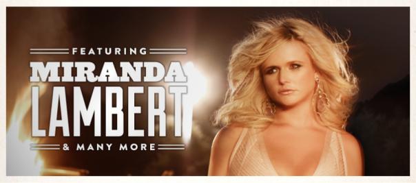 Miranda Lambert - Boots & Hearts 2013