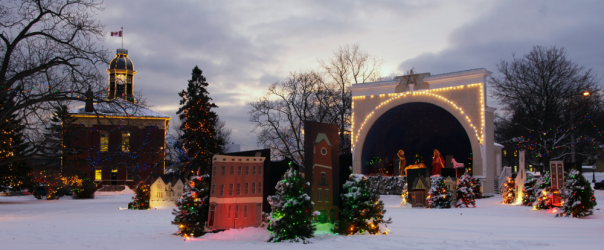 Port Hope Christmas in the Park