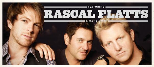 Rascal Flatts - Boots & Hearts 2013