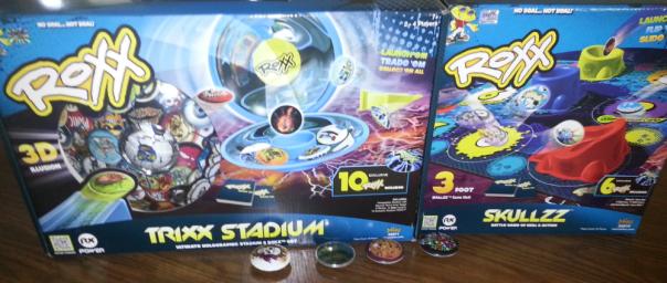 Roxx 2012 Hot Toy