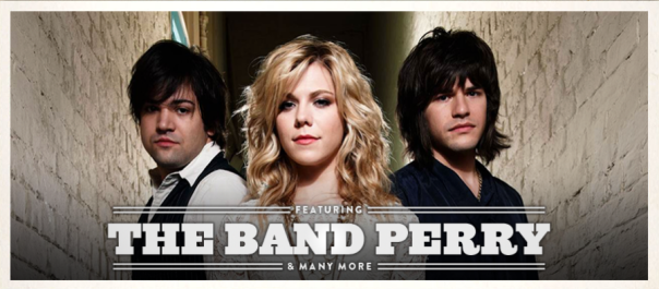 The Band Perry - Boots & Hearts 2013