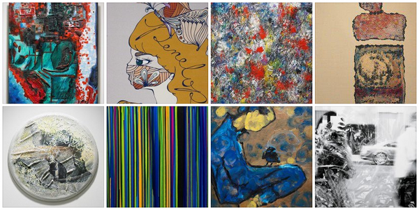 ArtBomb Daily Auction Pieces