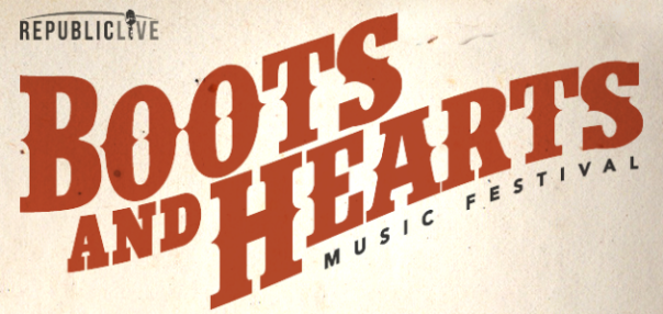 Boots and Hearts 2013 Banner