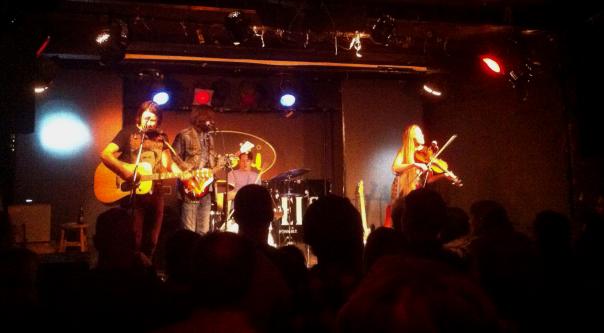 Dustin Bentall & The Smokes, The Rivoli Toronto