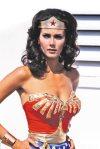 Lynda Carter as Wonder Woman - 1975 to 1979
