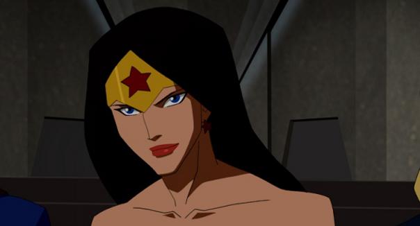 CW's Amazon 2013 - Wonder Woman