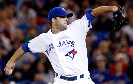 Brandon Morrow - 2013 Toronto Blue Jays