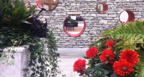 Canada Blooms 2013 Feature Wall