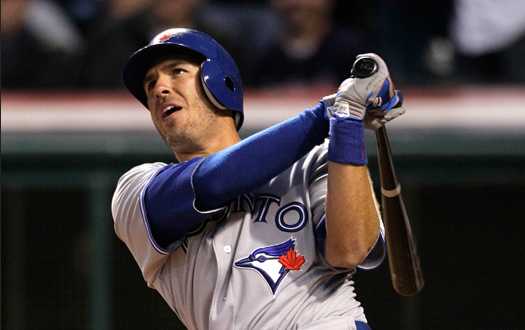 JP Arencibia - 2013 Toronto Blue Jays