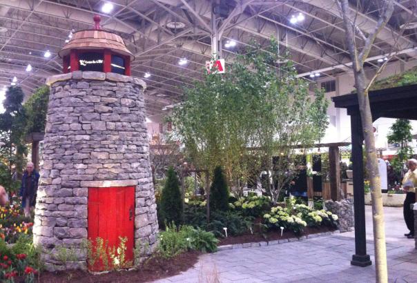 Light House Show Garden - Canada Blooms 2013