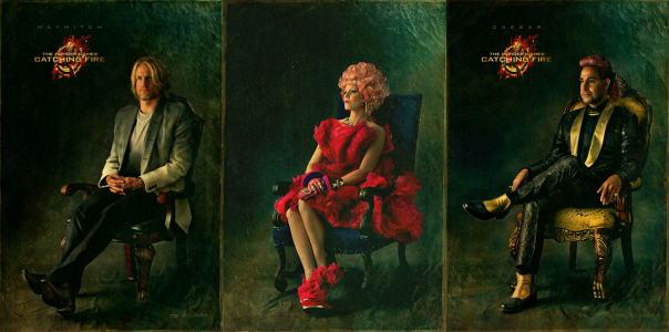 The Hunger Games: Catching Fire - First Portraits