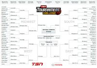 TSN NCAA TOURNY CHALLENGE