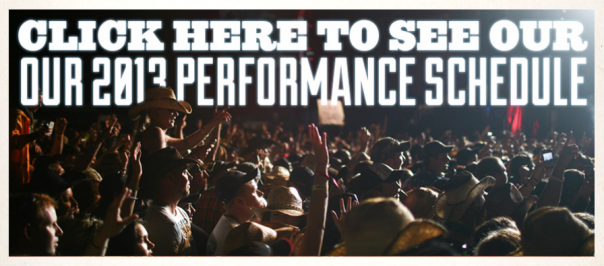 Boots & Hearts - Click To See Schedule