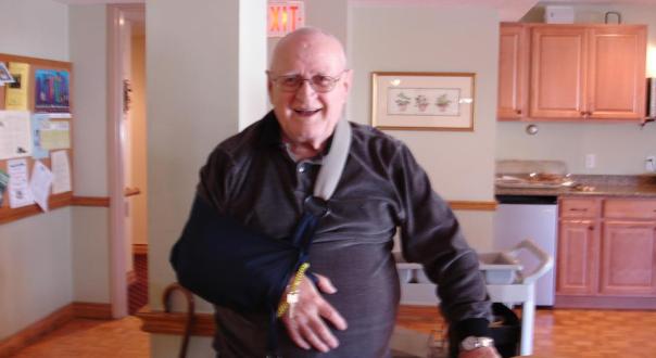 Don Murray, My Grandpa