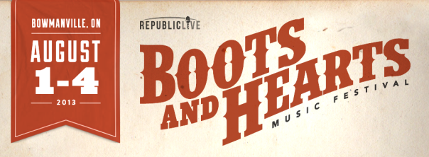 NEW Boots & Hearts Banner