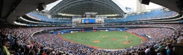 Toronto Rogers Centre, Panoramic View
