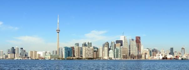 Toronto Summer Skyline