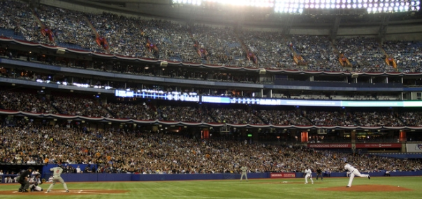 Full Rogers Centre Crowd