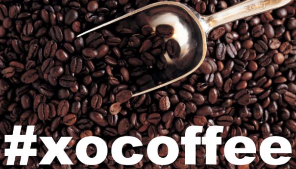 #xocoffee card - BuildASign.com