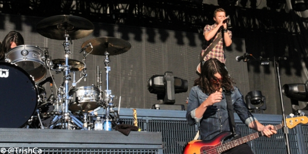 Dierks Bentley at Boots and Hearts 2013 [credit: Trish Cassling]