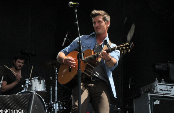 High Valley at Boots and Hearts 2013 [credit: Trish Cassling]