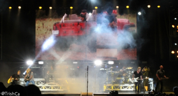 Jason Aldean at Boots and Hearts 2013 [credit: Trish Cassling]