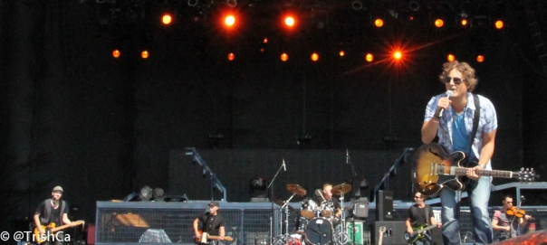 Jason Blaine at Boots and Hearts 2013 [credit: Trish Cassling]