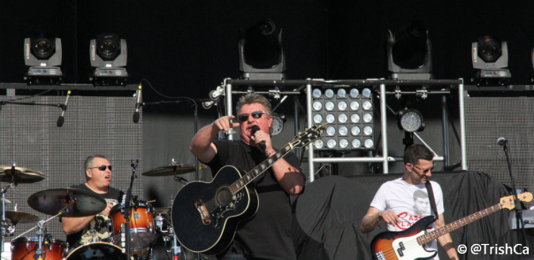 Joe Diffie at Boots and Hearts 2013 [credit: Trish Cassling]