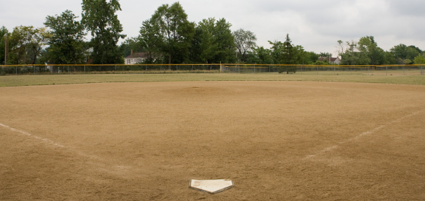 Little League Baseball Field