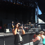 Trish Shooting Boots and Hearts 2013!