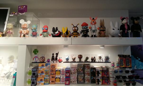 Mindzai Toy Shelf