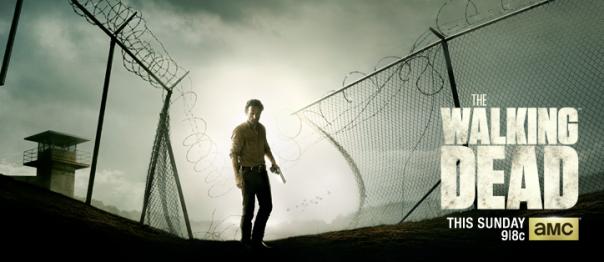 The Walking Dead Season 4 Facebook Cover Photo
