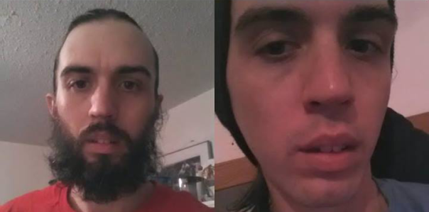 Movember Journal 2013: Day 1, Before and After Shave