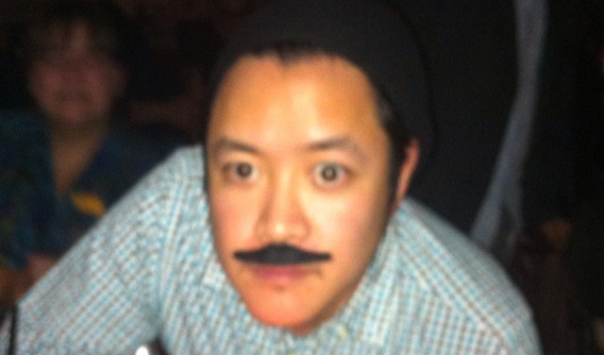 Jay Chan Stache
