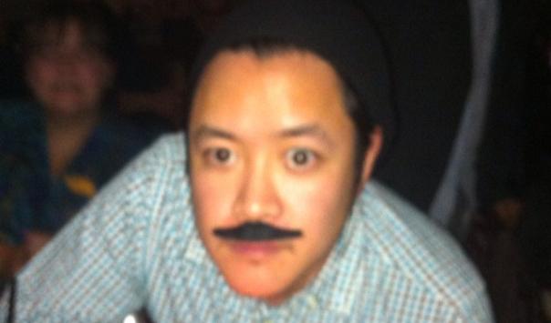 Jay Chan Stache