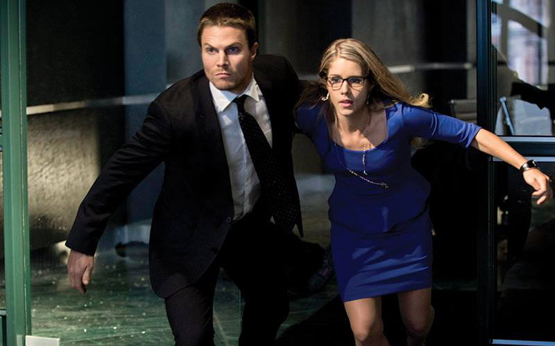 the complicated love life of oliver queen � season 2 cw�s