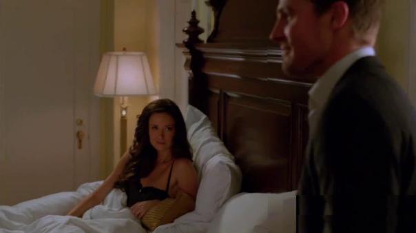 Ollie and Isabel - Arrow Season 2