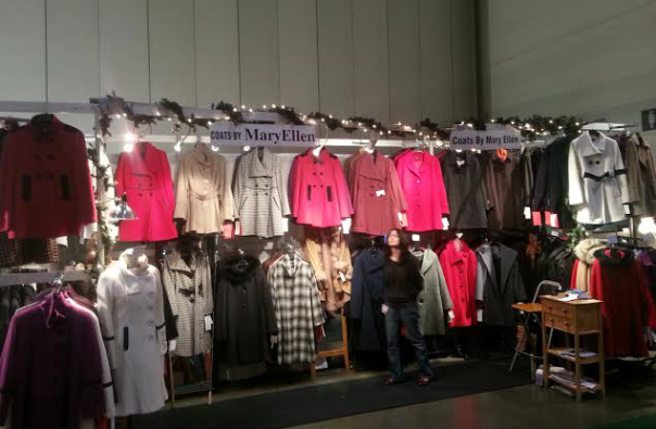 Coats by Mary Ellen - One of a Kind Christmas Show