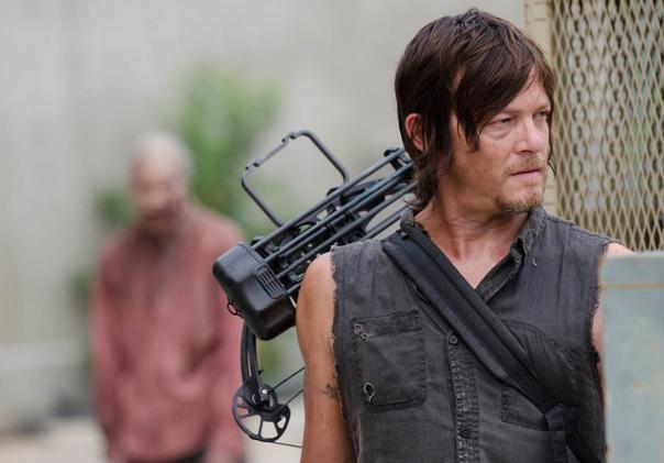 Daryl, The Walking Dead Season 4