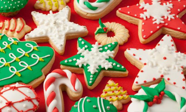 Merry Christmas, Christmas Cookies
