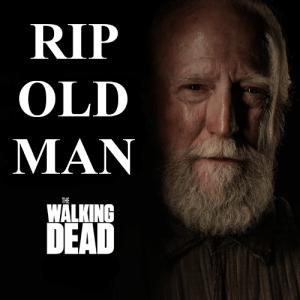 RIP Hershel, The Walking Dead Season 4