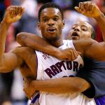 Antonio Davis Toronto Raptors