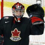 Carey Price Team Canada