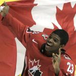 PK Subban Team Canada