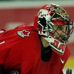 Roberto Luongo Team Canada