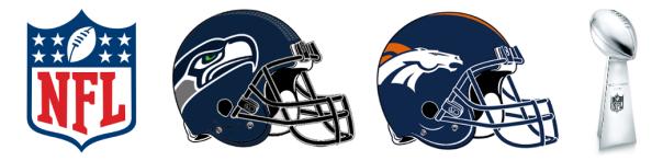 Super Bowl XLVIII Banner