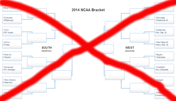 Busted Bracket Banner